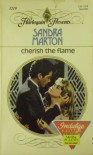 Cherish the Flame - Sandra Marton