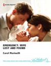 Emergency: Wife Lost and Found - Carol Marinelli