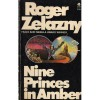Nine Princes in Amber (Amber Chronicles, #1) - Roger Zelazny, Alessandro Juliani
