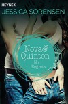 Nova & Quinton. No Regrets: Nova & Quinton 3 - Roman - Jessica Sorensen, Sabine Schilasky