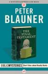 The Final Testament (Bibliomysteries #11) - Peter Blauner