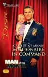 Millionaire in Command (The Landis Brothers, #3) (Man of the Month) - Catherine Mann