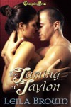 The Taming of Taylon - Leila Brown