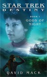 Gods of Night - David Mack