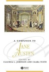 A Companion to Jane Austen - Claudia L. Johnson, Clara Tuite
