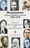 Modernism:  A Guide to European Literature 1890-1930 - Malcolm Bradbury, James Walter McFarlane, James McFarlane