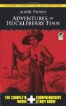 Adventures of Huckleberry Finn (Dover Thrift Study Edition) - Mark Twain