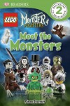 LEGO Monster Fighters: Meet the Monsters (DK Reader, Level 2) - Simon Beecroft