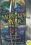 Monster War (Nightmare Academy #3) - Dean Lorey