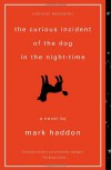 The Curious Incident of the Dog in the Night-Time - Mark Haddon, Jeff Woodman