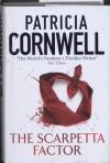 Scarpetta Factor - Patricia Cornwell