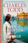A Question of Honor: A Bess Crawford Mystery (Bess Crawford Mysteries) - Charles Todd