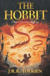 The Hobbit - J.R.R. Tolkien, David Wyatt