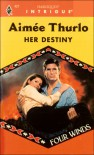 Her Destiny (Four Winds) - Aimee Thurlo