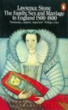 Family, Sex and Marriage in England 1500-1800 (Penguin History) - Lawrence Stone