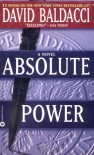 Absolute Power (Mass Market) - David Baldacci