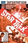 Star Trek Infestation #2 Cover A -