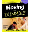 Moving for Dummies - Dan Ramsey, Judy Ramsey