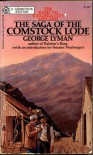 The Saga Of The Comstock Lode - George D. Lyman