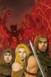 The Demon Awakens (Corona: The DemonWars Saga, #1) - R.A. Salvatore, Andrew Dabb, Tim Seeley