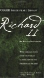 Richard II (Folger Shakespeare Library) - Paul Werstine, Barbara A. Mowat, William Shakespeare