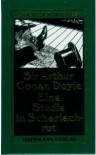 Eine Studie in Scharlachrot - Gisbert Haefs,  Arthur Conan Doyle
