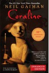 Coraline 10th Anniversary Enhanced Edition - Neil Gaiman