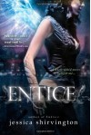 Entice (The Violet Eden Chapters, # 2) - Jessica Shirvington