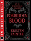 Forbidden Blood (House of Comarre, #0.5) - Kristen Painter