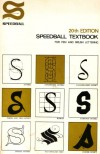 Speedball 20th Edition: Speedball Textbook for Pen and Brush Lettering - Raymond F. Daboll