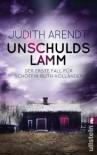 Unschuldslamm: Der erste Fall für Schöffin Ruth Holländer - Judith Arendt