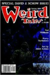 Weird Tales #296: Spring 1990 - David J. Schow, Tad Williams, Harry Turtledove, Janet Aulisio