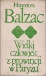 Wielki człowiek z prowincji w Paryżu - Tadeusz Żeleński (Boy), Honore de Balzac