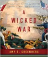 A Wicked War: Polk, Clay, Lincoln and the 1846 U.S. Invasion of Mexico - Amy S. Greenberg