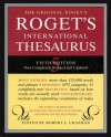 Roget International Thesaurus - Peter Mark Roget, Robert L. Chapman