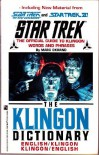 The Klingon Dictionary - Marc Okrand