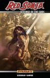 Red Sonja: Revenge of the Gods - Luke Lieberman, Daniel Sampere