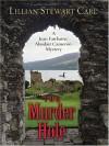 The Murder Hole - Lillian Stewart Carl