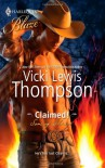 Claimed! - Vicki Lewis Thompson
