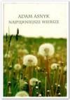 Najpiękniejsze wiersze - Adam Asnyk