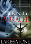 Eternity Embraced (Demonica, #3.5) - Larissa Ione
