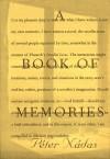 A Book of Memories - Péter Nádas, Ivan Sanders, Imre Goldstein