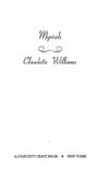Myriah - Claudette Williams