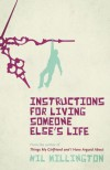 Instructions For Living Someone Else's Life (English Edition) - Mil Millington