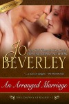 An Arranged Marriage (The Company of Rogues Series, Book 1) - Jo Beverley