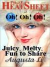 Juicy, Melty, Fun to Share - Augusta Li