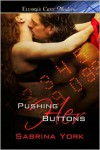 Pushing Her Buttons - Sabrina York