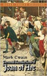 Personal Recollections of Joan of Arc (Dover Thrift Editions) - Mark Twain
