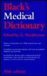 Blacks Medical Dictionary 38 - Gordon Macpherson