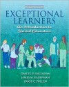 Exceptional Learners: Introduction to Special Education (11th Edition) - Daniel P. Hallahan, James M. Kauffman, Paige C. Pullen